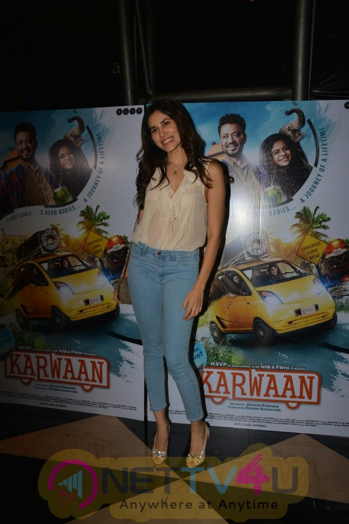 Special Screening Of Karwaan Movie At Pvr Juhu Pics