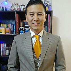 Chien Ho Liao Hindi Actor