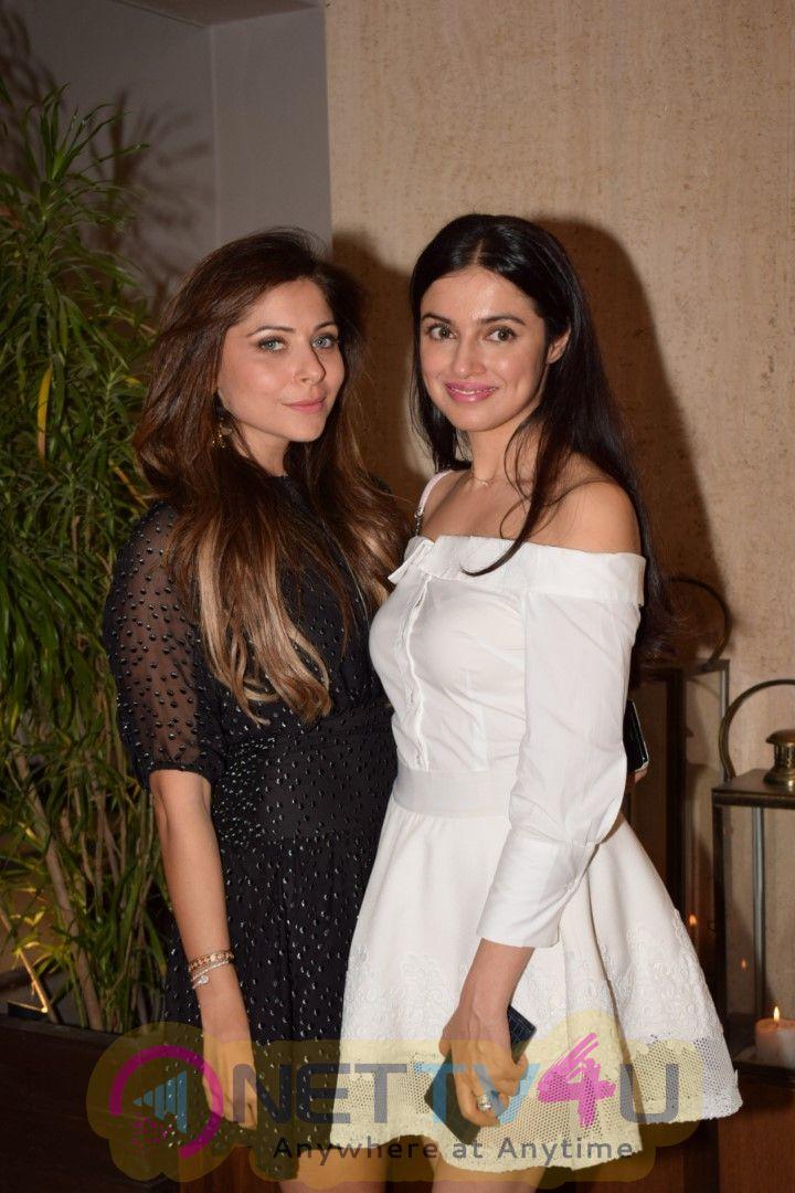 Shilpa Shetty, Shamita Shetty, Ekta Kapoor & Other Celebs Attend  Manish Malhotra Grand Party Stills Hindi Gallery