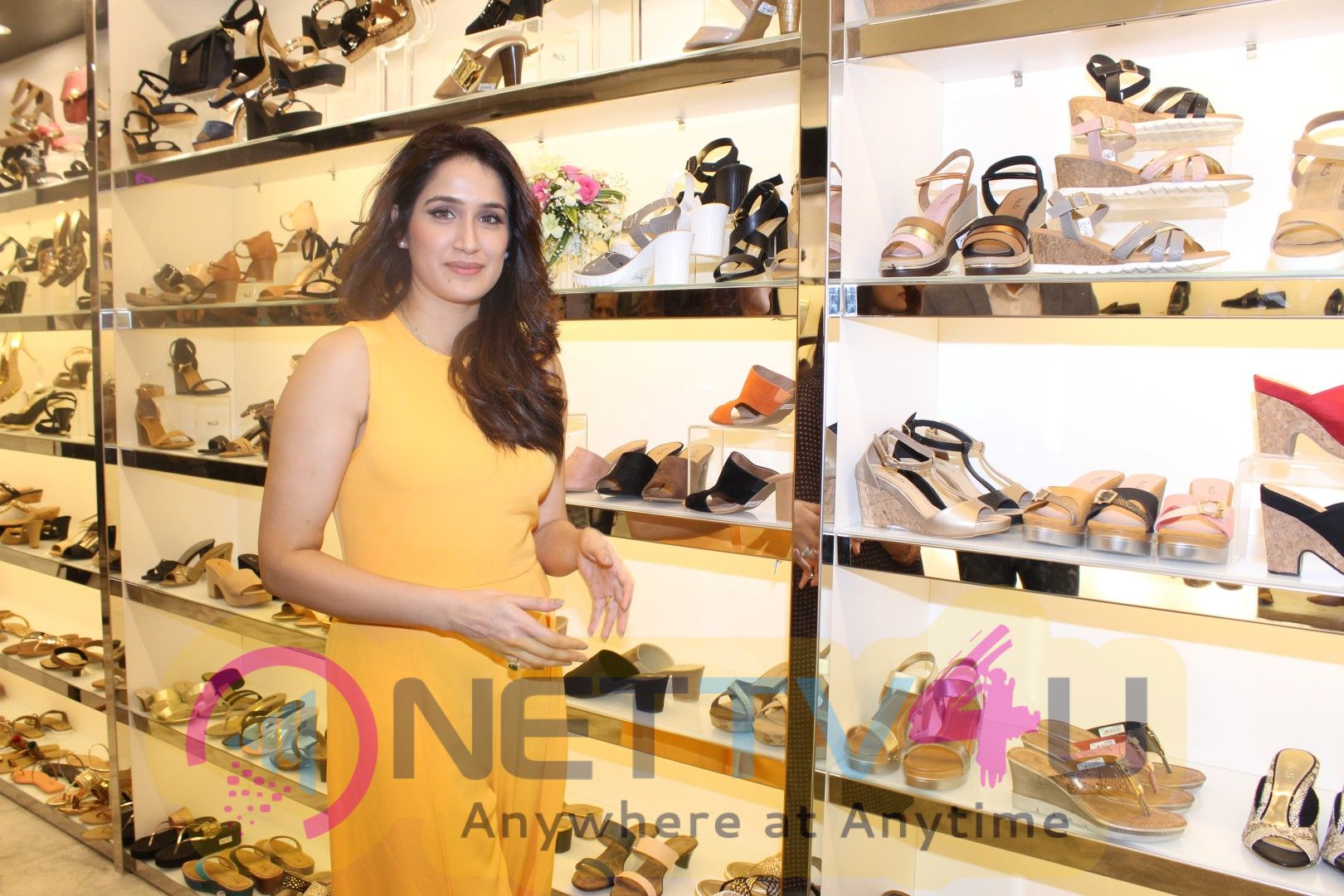 Inauguration Of The New Inc.5 Store By Sagarika Ghatge Photos Hindi Gallery