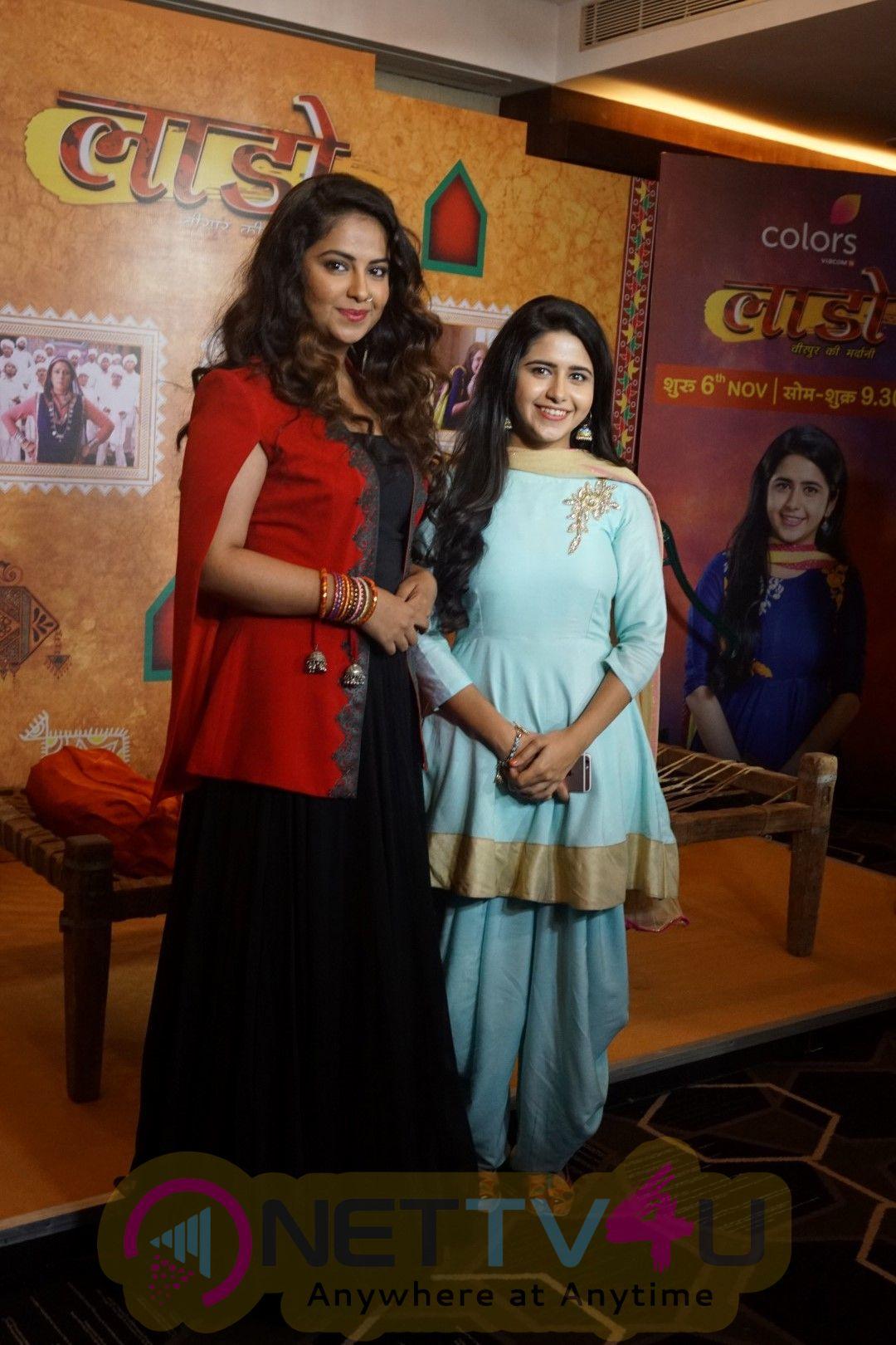 New Tv Show Laado- Veerpur Ki Mardaani Press Meet Photos