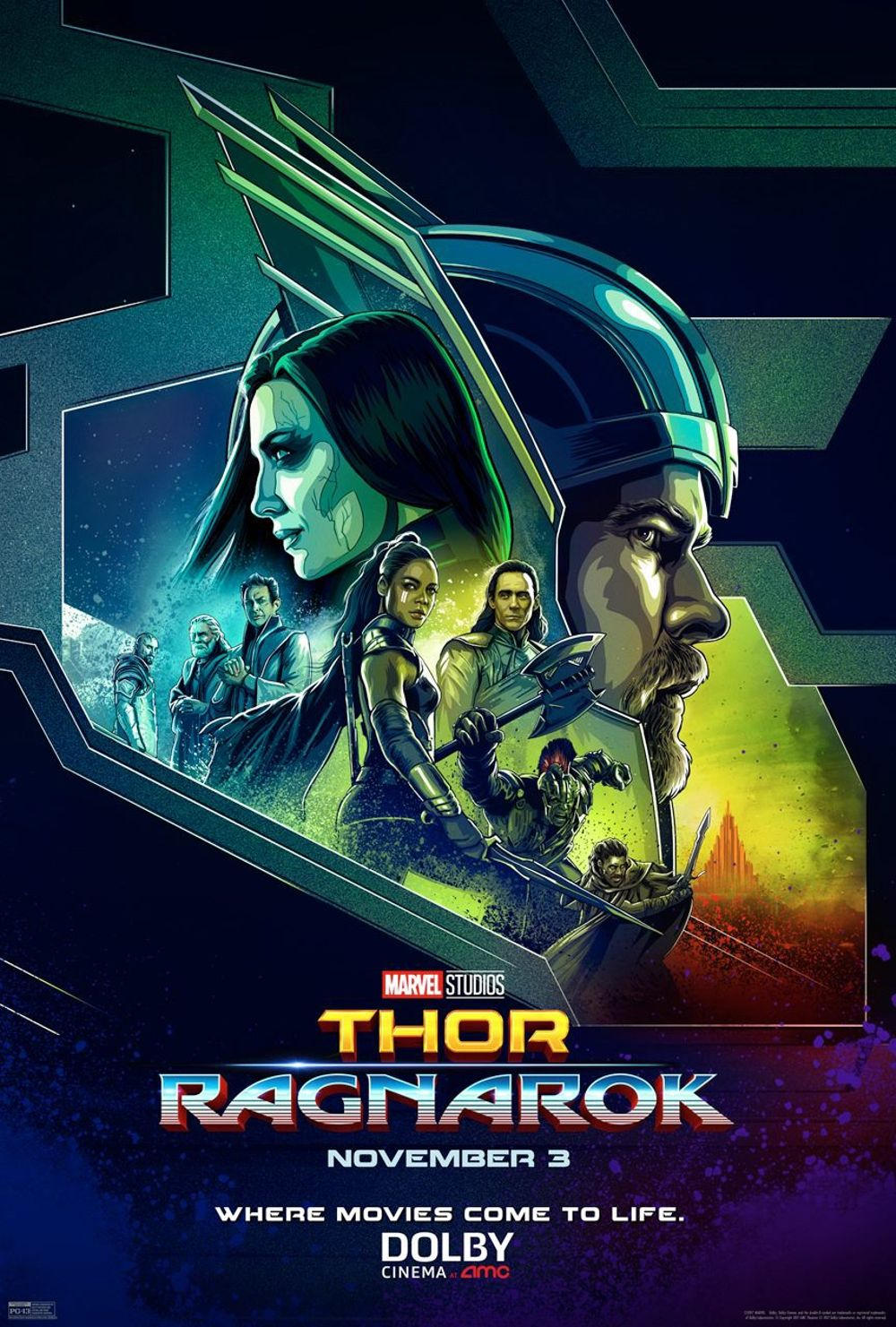 Thor: Ragnarok Movie Review English Movie Review