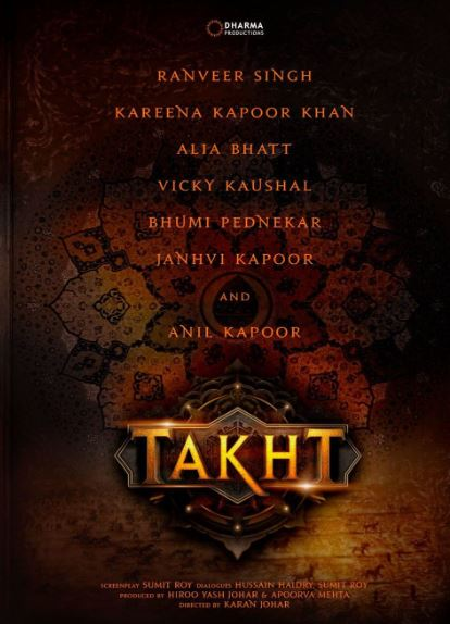 Takht Movie Review