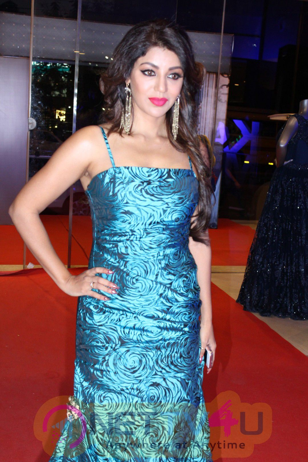 Actress Debina Bonnerjee At Store Launch Of Kalki Cute Photos Hindi Gallery