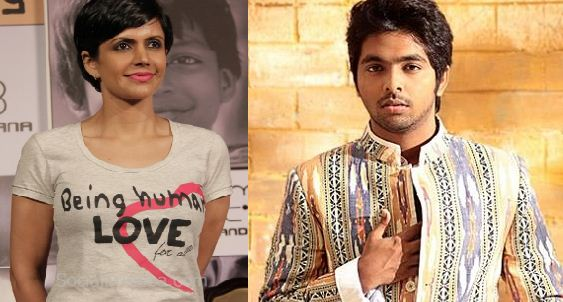 GV Prakash Joins Bollywood Glam Doll!