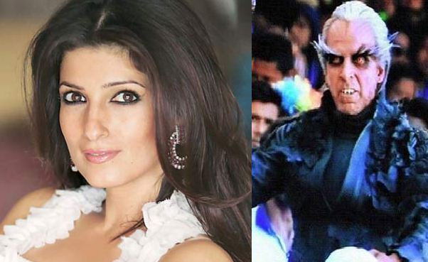 Twinkle Khanna Leaks The Script Of 2.0!