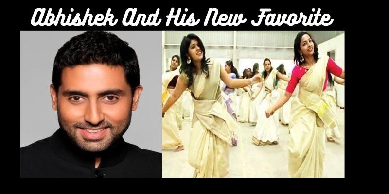 Abhishek Bachchan Is Impressed With Jimikki Kammal!