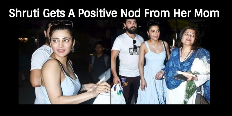 Did Shruti Get Green Signal From Her Mom To Mar..