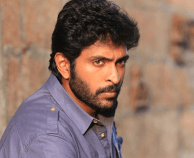 Vikram Prabhu To Announce The Title Of His Upcoming Flick
