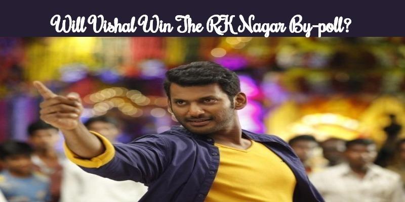 Will Vishal Win The RK Nagar By-poll?