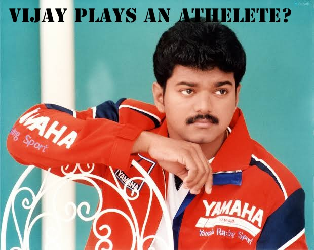 After Gilli Vijay Plays An Athlete In Thalapathy 63!