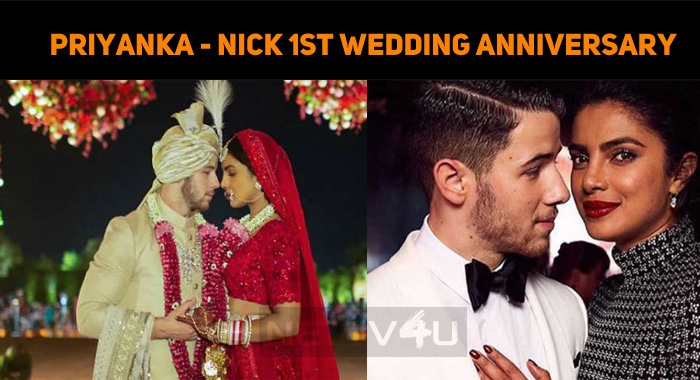 Priyanka And Nick Jonas Celebrate Their Special..