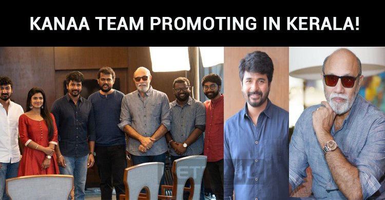 Kanaa Team Promoting In Kerala!