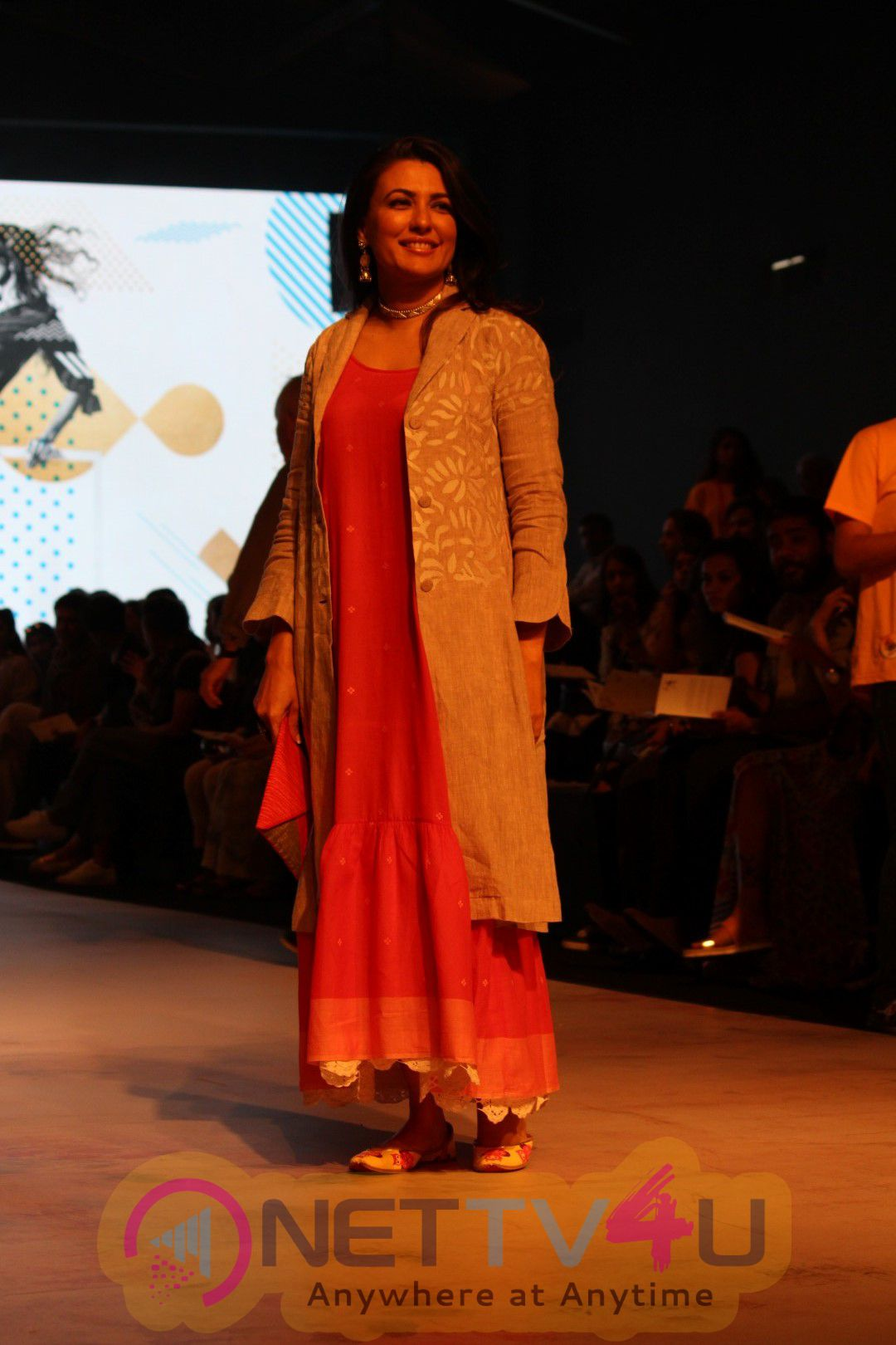 Kiran Rao, Mini Mathur & Shruti Seth As Guest At LFW Summer 2017 Stills
