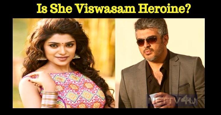 Rumors On Thala Heroine In Viswasam!