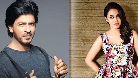 Swara Bhaskar Ends Up Turning Down Shah Rukh St..