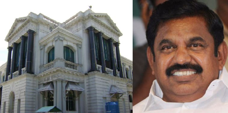 TN Cabinet Meeting To Be Held Today!