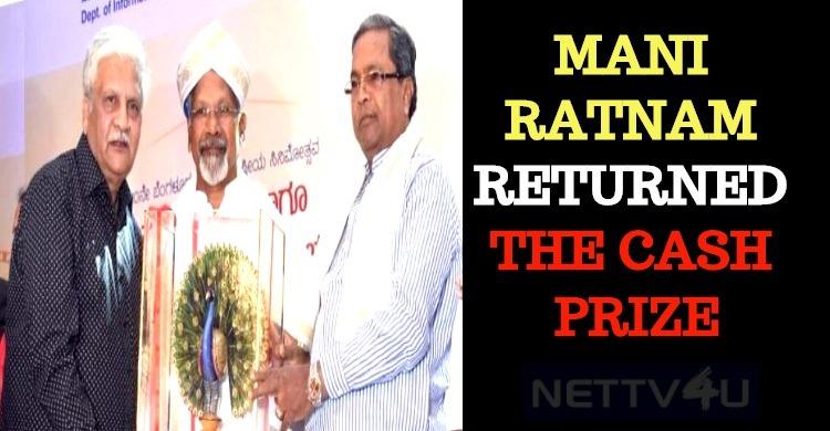 Mani Ratnam – A Gem Indeed