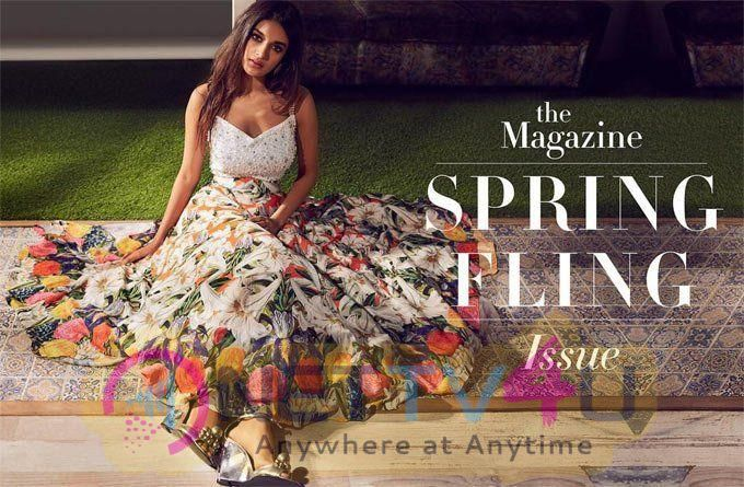 Nidhi Agarwal Pernia's Pop Up Shop Images