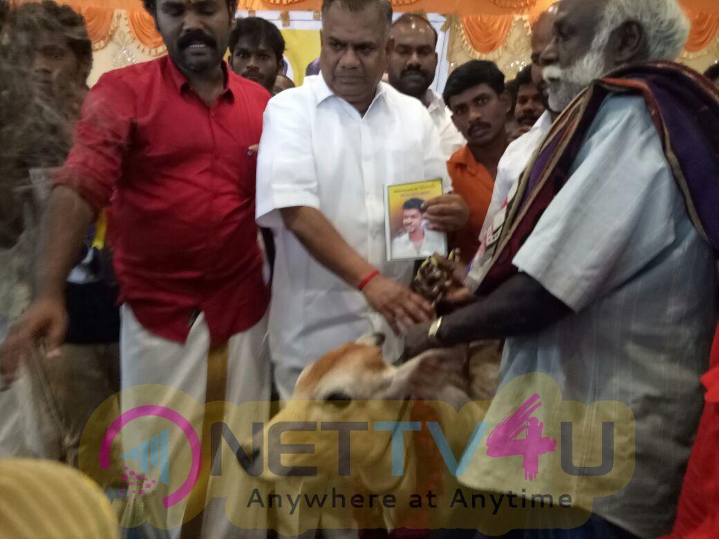Thalapathy Vijay Fans Club Welfare Activities
