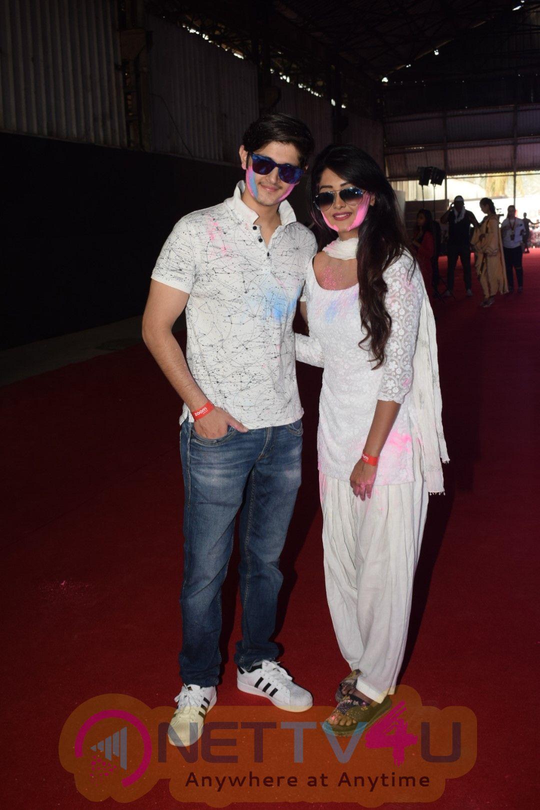 Zoom Holi Party 2018 At Oshiwara In Mumbai Hindi Gallery