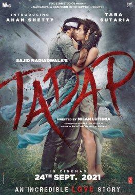 Tadap Movie Review