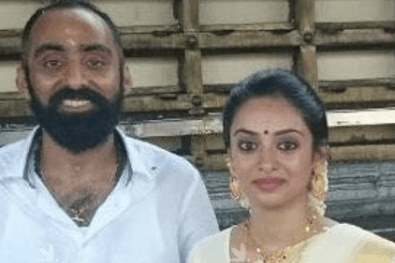Actress Gauthami Nair Enters The Wedlock