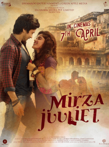 Mirza Juuliet Movie Review