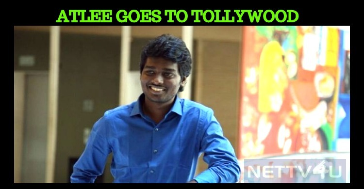 Atlee Goes To Tollywood!