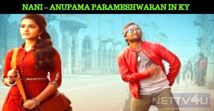 Nani – Hiphop Adhi – Anupama Parameshwaran: Sup..