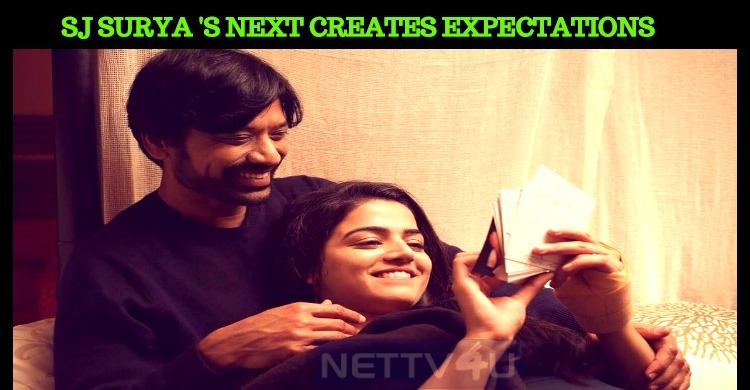 SJ Surya's Next Creates Expectations!