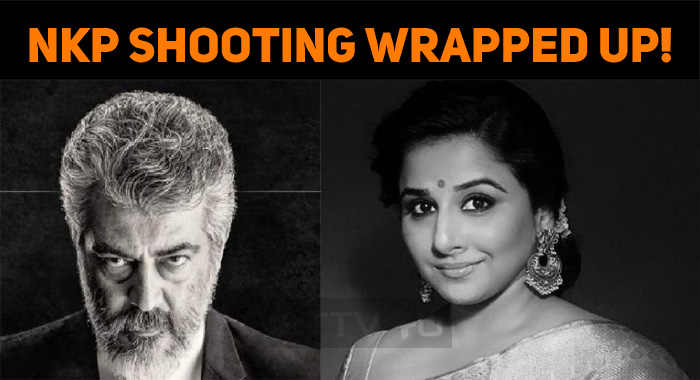 Nerkonda Paarvai Shooting Wrapped Up!