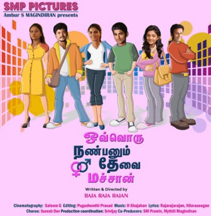 Ovvoru Nanbanum Thevai Machan Movie Review Tamil Movie Review