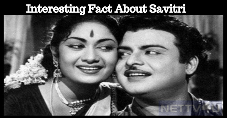 Mahanati Latest Gemini Ganesan Friend Revels About: Interesting Fact About Savitri, The Mahanati!
