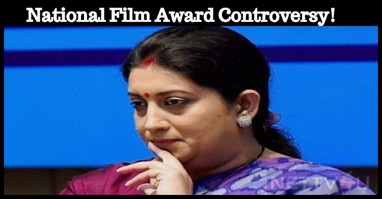 National Film Award Controversy!