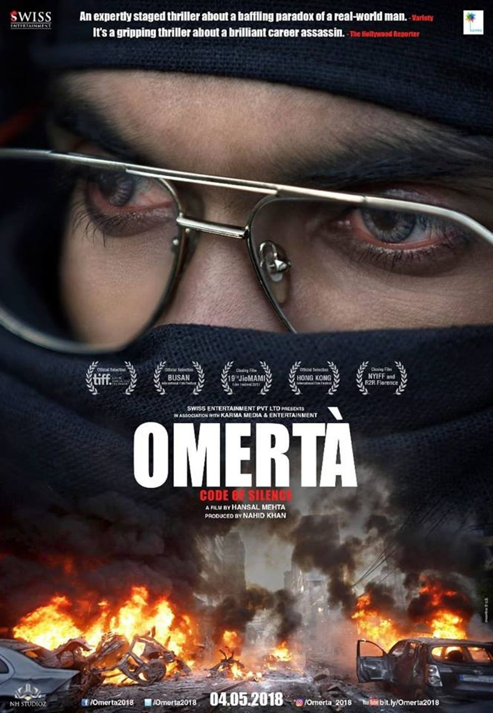 Omerta Hindi Movie Hindi Movie Review