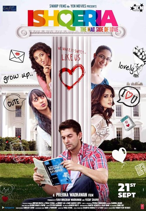 Ishqeria Movie Review Hindi Movie Review