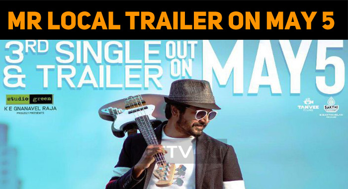 Mr Local Trailer On 5th May!