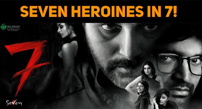 Seven Heroines In 7!