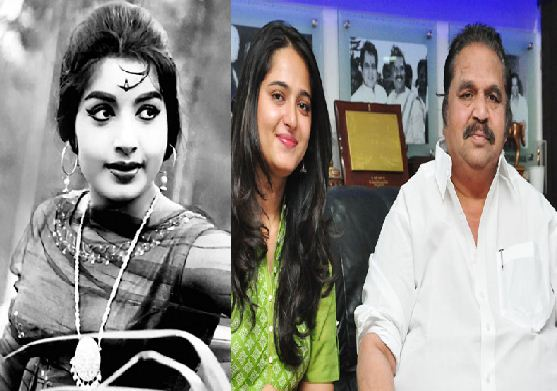 Anushka Was Dasari's Choice In Jayalalithaa's Biopic!