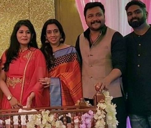Bobby Simha – Reshmi Menon Is Blessed With A Baby Girl!