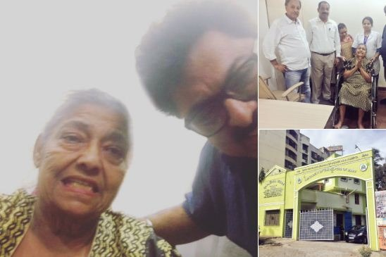 Geeta Kapoor Joined In An Old Age Home! Humanity Exists!