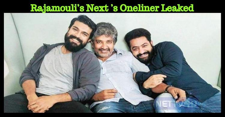 Rajamouli's Next Project's Oneliner Leaked?
