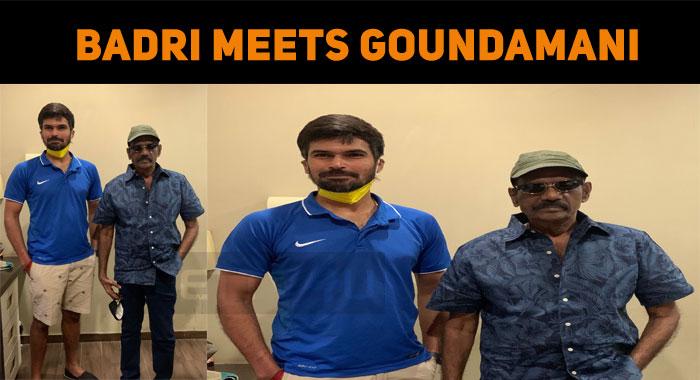 When A Cricketer Meets The Comedy King – Badrin..