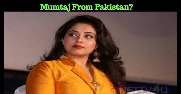 Is Bigg Boss Mumtaj, A Pakistani?