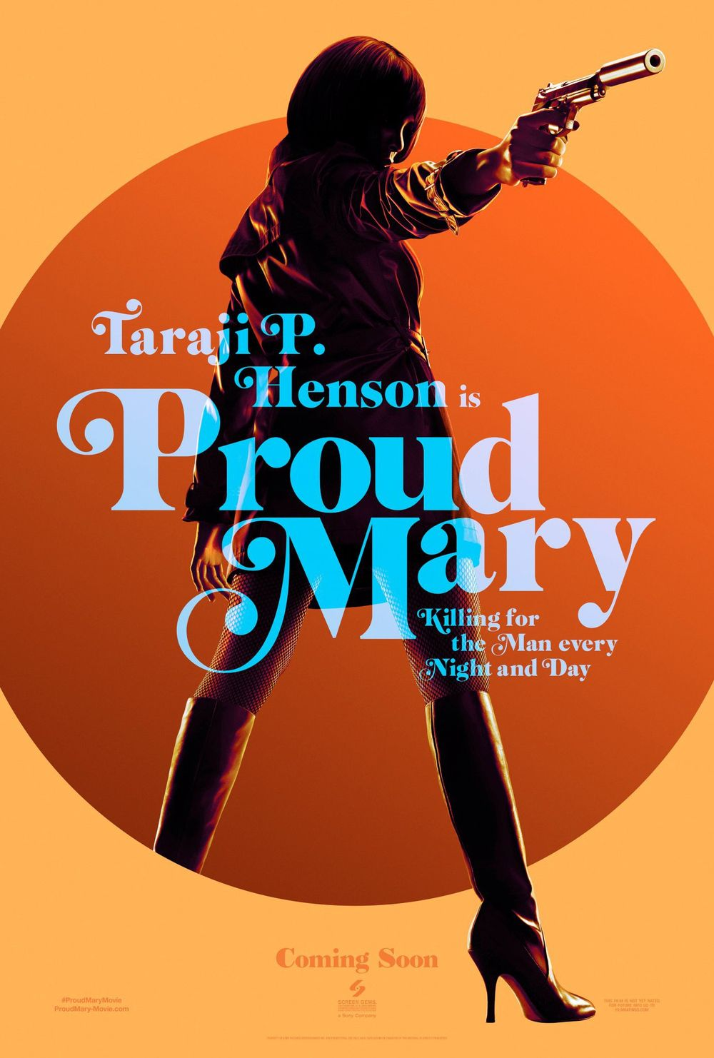 Proud Mary Movie Review English Movie Review