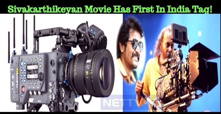 Sivakarthikeyan Movie Has First In India Tag!