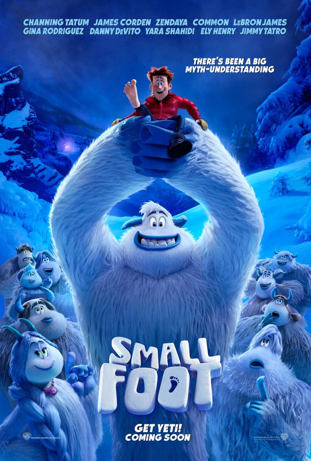 Smallfoot Movie Review English Movie Review