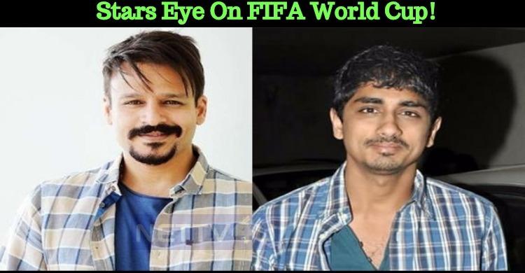 Stars Eye On FIFA World Cup!