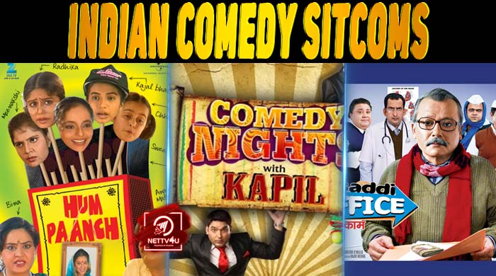 20 Indian Comedy Sitcoms That Deserve A Re-Run   Latest